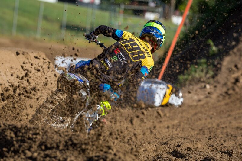 Thibault Benistand Clinches Fourth EMX 250 Victory For The Season At Mantova