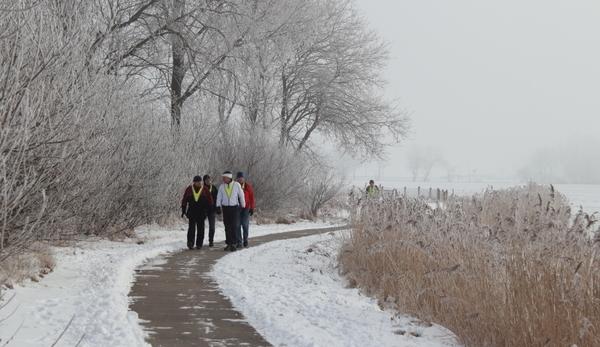 Een mooi voorproefje beleven van die Wintersfeer